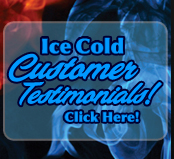 Customer Testimonials Button